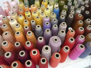 Thread Colors Conversion Tables